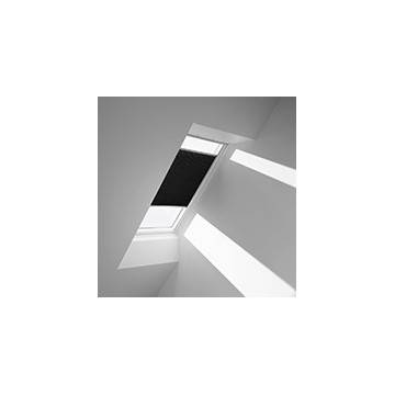 Velux Mørklægning  Plissegardiner - Koksgrå - 1047
