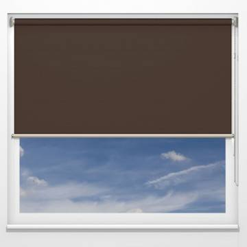 Faber Rullegardiner - Clio Chokolade - 5357