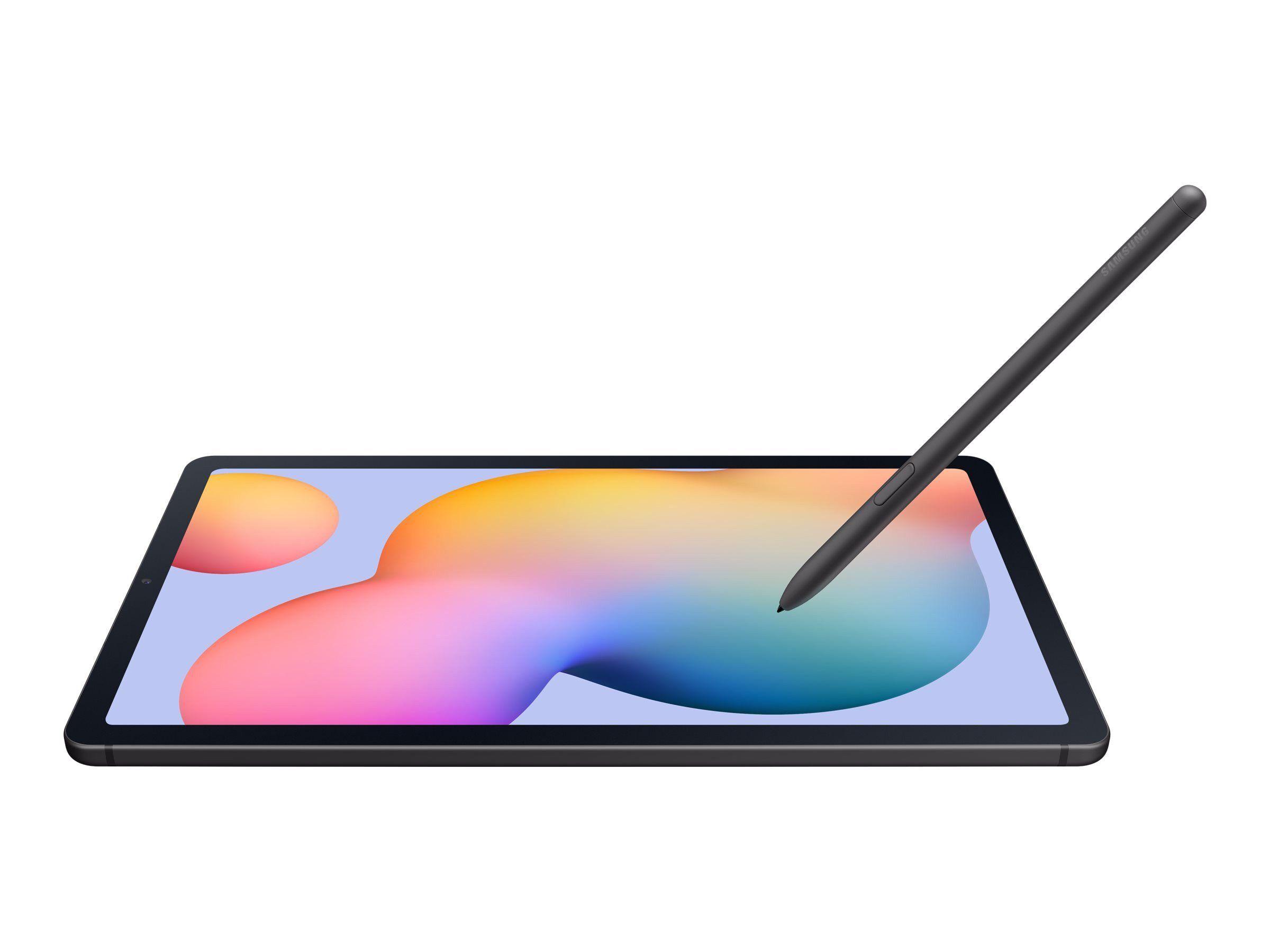 Samsung Galaxy Tab S6 Lite 10.4 4G 64GB i Oxford-grå