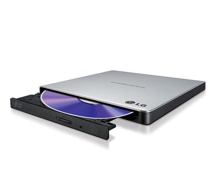 LG extern DVD-brännare