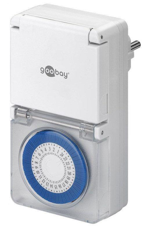 Goobay Timer för utomhusbruk IP44