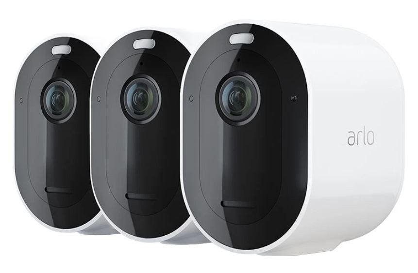 Netgear Arlo Pro 4 VMC4350P 3st kameror