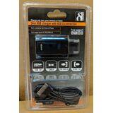 Deltaco USB-lader og iPhone-kabel