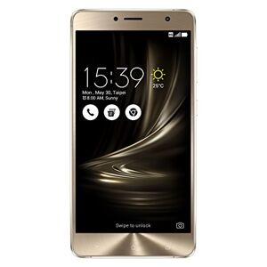 """Asus ZenFone 3 Deluxe ZS550KL 14 cm (5.5"""") 4 GB 64 GB SIM Doble 4G Plata 3000 mAh - Smartphone (14 cm (5.5""""), 4 GB, 64 GB, 16 MP, Android 6.0, Plata)"""