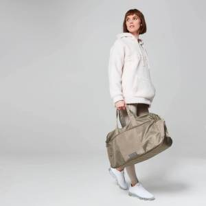 Mp Luxe Holdall - Taupe