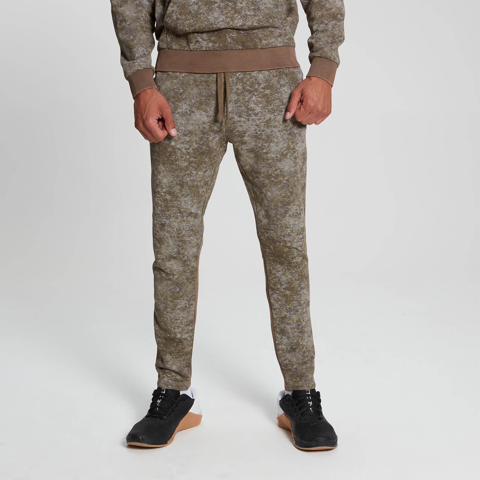 Mp Pantalón deportivo Raw Training para hombre - Camuflaje - XS