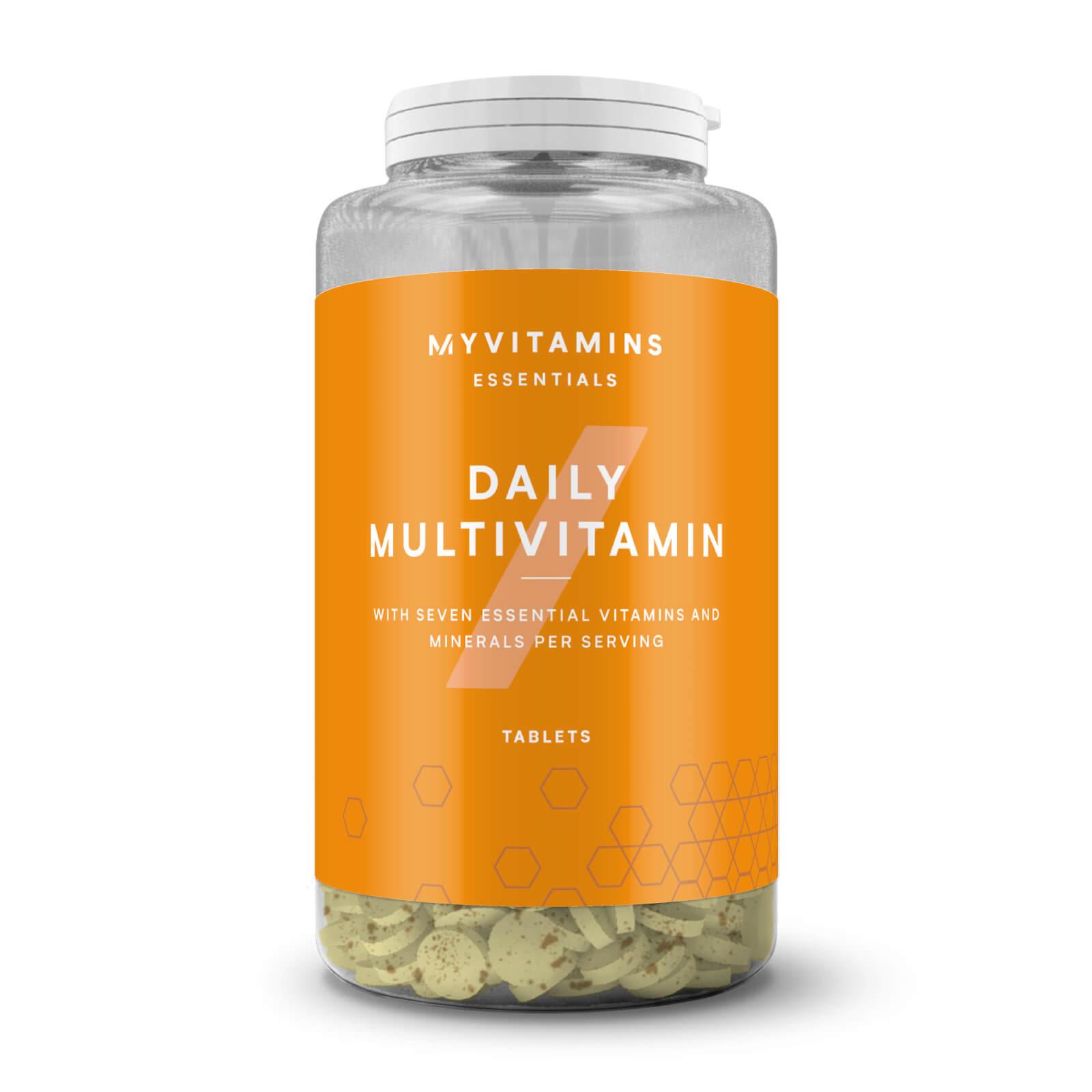 Myvitamins Multivitamínico Diario Comprimidos - 30Tabletas