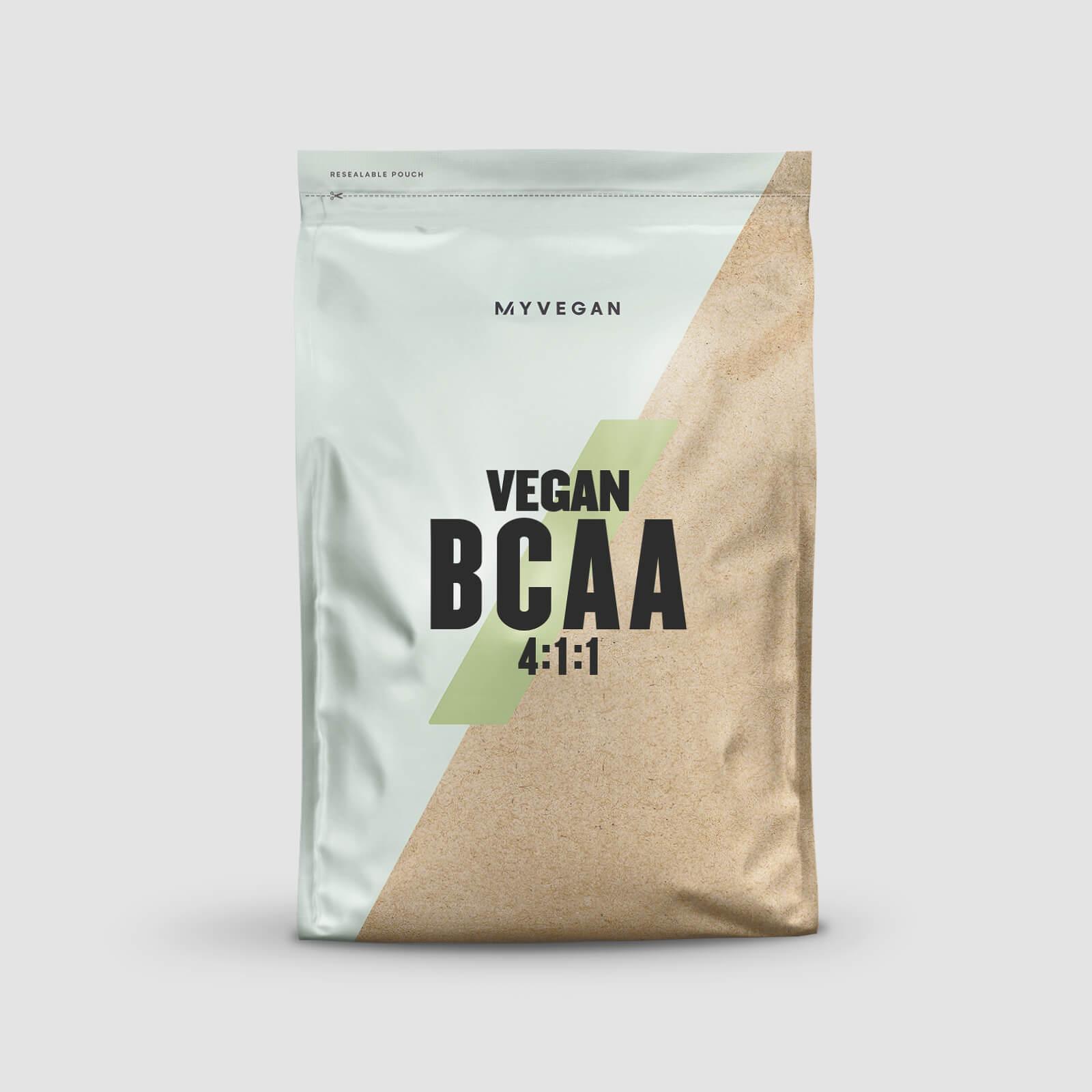 Myprotein BCAA 4:1:1 Vegano en polvo - 500g - Sin Sabor