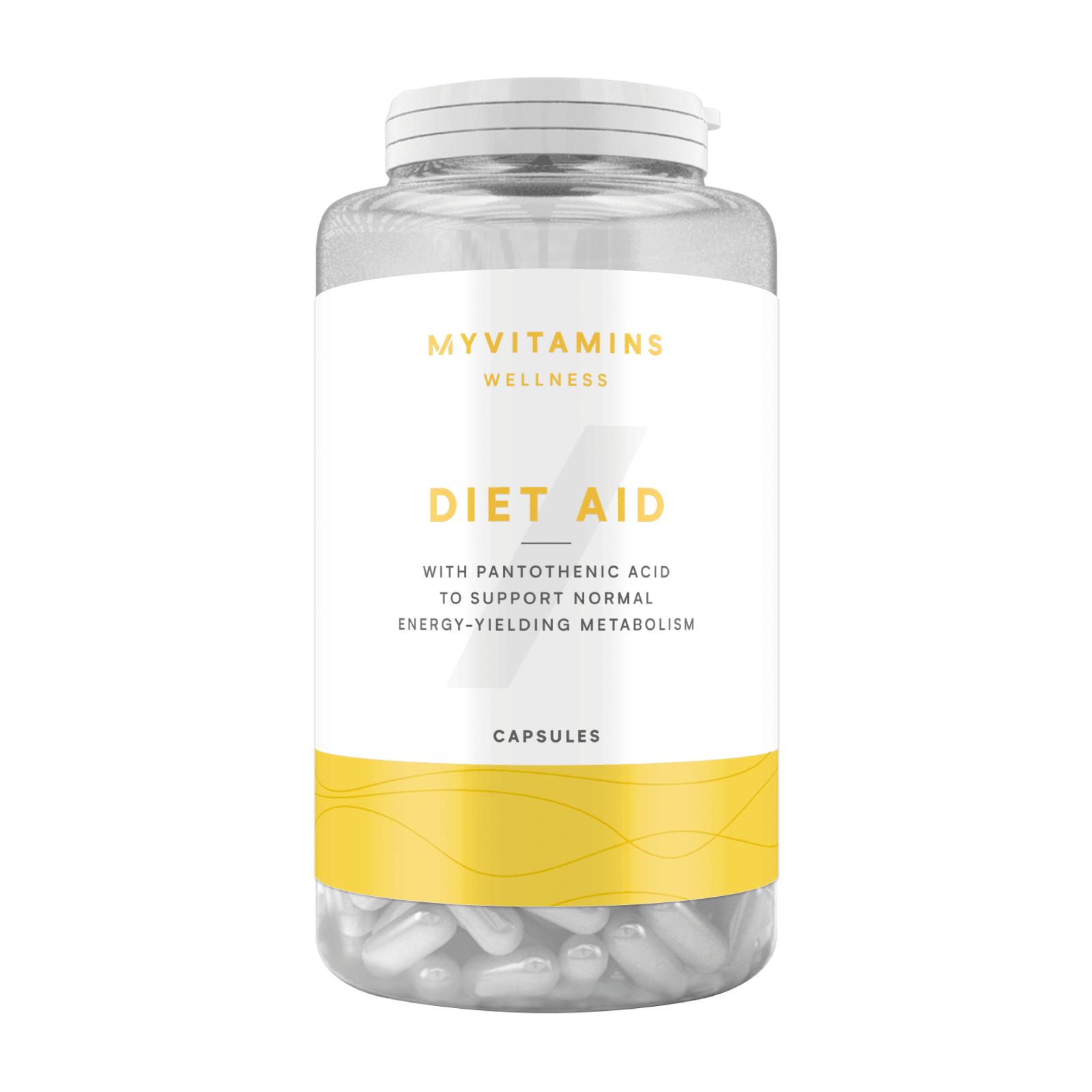 Myprotein Diet Aid - 60Cápsulas - Sin Sabor