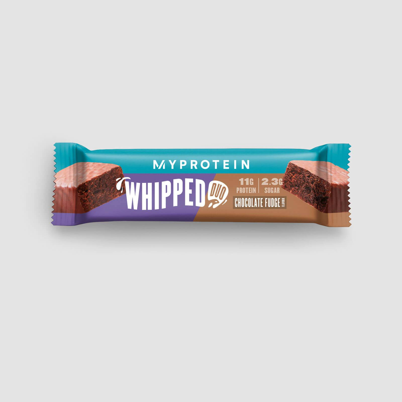 Myprotein Whipped Duo - 12 x 56g - Chocolate y Caramelo (Fudge)