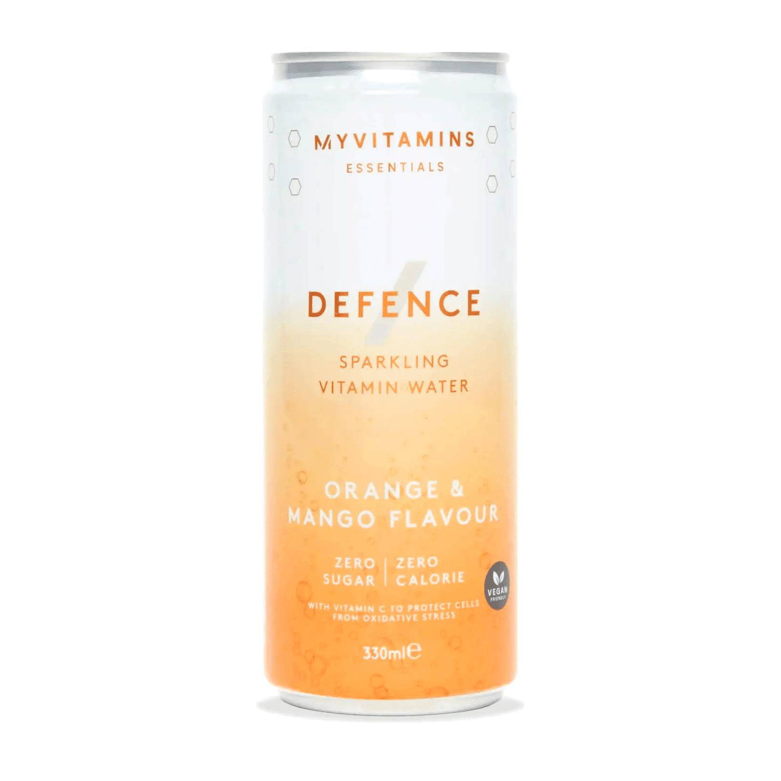Myvitamins Defence RTD - Naranja y Mango