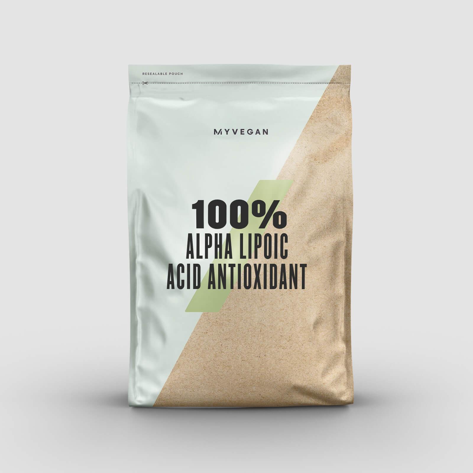 Myprotein Ácido Alfa Lipoico en polvo - 100g