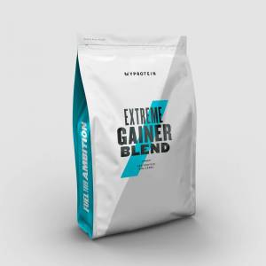 Myprotein Mezcla Extreme Gainer - 5kg - Unflavoured - New and Improved