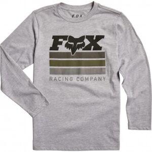 FOX Camiseta Fox Street Legal Junior Light Grey