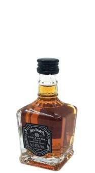 Jack Daniels Distillery miniatura Jack Daniel's Single Barrel 5cl