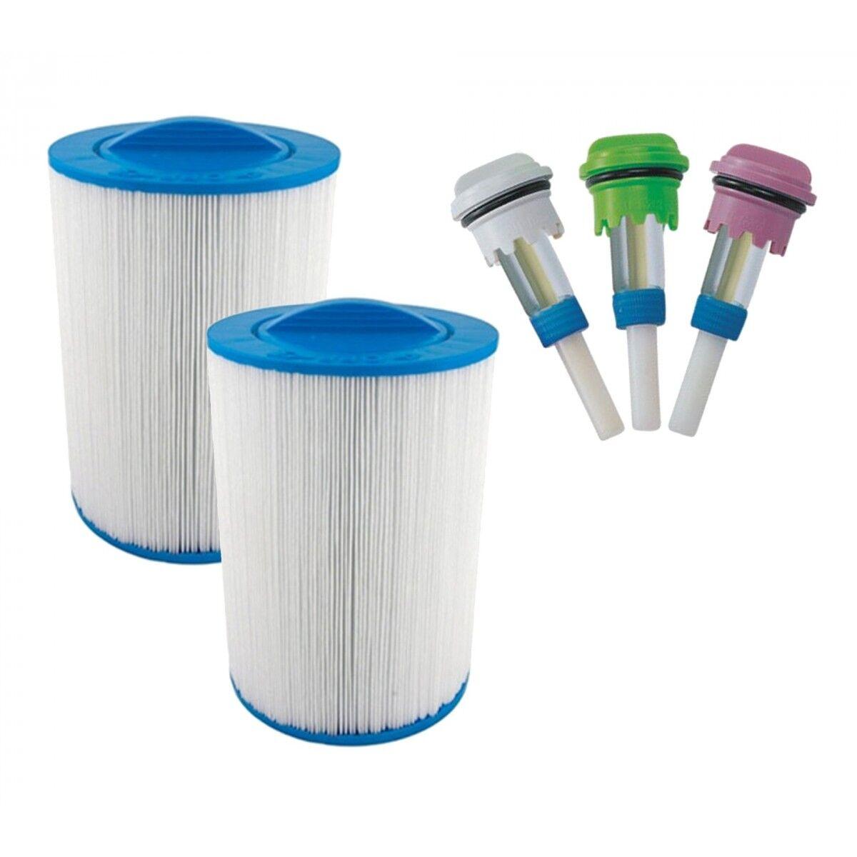 Accesorios - Pack de filtros y aroma a elegir