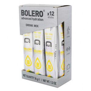 Bolero Pack 12 Sticks Bebidas  sabor Ice Tea Limón 36 g