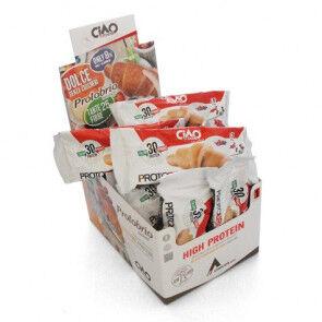 CiaoCarb Pack de 40 Croissant  Protobrio Fase 1 Dulce Natural