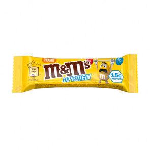 MARS® Barrita Mars M&M's Hi Protein Cacahuete 51g