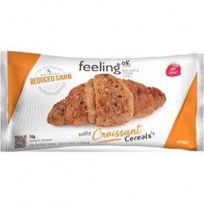 FeelingOk Croissant Salado con Cereales Optimize   1 unidad 50 g