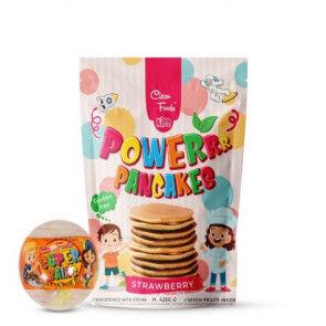 Clean Foods Preparado de Tortitas para niños PowerrrPancake con huevo sorpresa  425 g