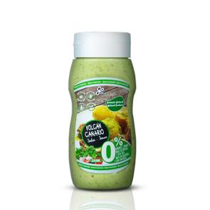 GoFood Salsa Natural Volcán Canario 0%  350 ml