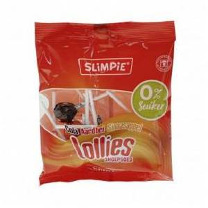 Slimpie Chupachups low carb Lollies de  108 g