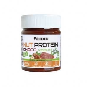 Weider Crema de Chocolate  NutProtein Crunchy Choco Vegan Spread