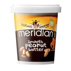 Meridian Foods Mantequilla de Cacahuete Suave Meridian 454g