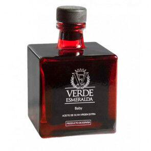 Verde Esmeralda Aceite de Oliva Virgen Extra  Baby Royal 100 ml