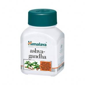 Himalaya Herbals Ashvagandha Himalaya 60 cápsulas