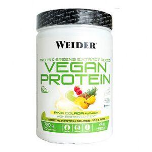 Weider Vegan Protein Sabor Piña Colada  750 g