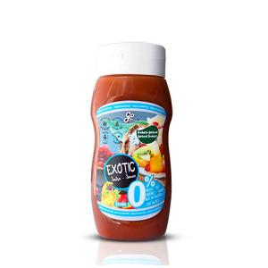 GoFood Salsa Natural Exótica 0%  350ml