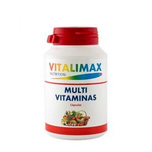 Vitalimax Nutrition Pack 3 x 2 Multivitamínico Multimineral 100 Cápsulas