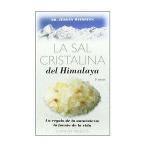 Ediciones Obelisco Libro Sal Cristalina del Himalaya