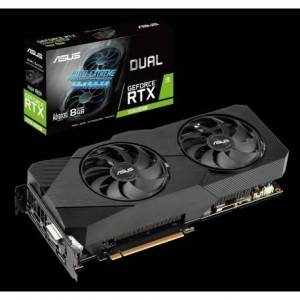 Asus DUAL-RTX2060S-A8G-EVO-V2 NVIDIA GeForce RTX 2060 SUPER 8 GB GDDR6
