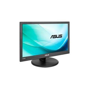 """Asus VT168H 39,6 cm (15.6"""""""") 1366 x 768 Pixeles Multi-touch Mesa Negro"""
