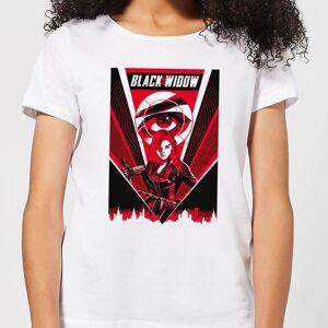 Marvel Camiseta Viuda Negra Red Lightning - Mujer - Blanco - XXL - Blanco