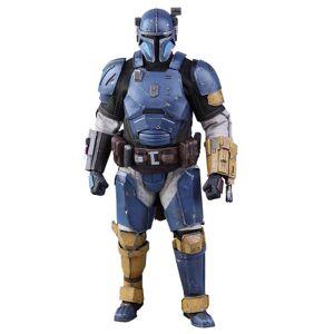 Hot Toys Figura de acción Mandaloriano Infantería Pesada Star Wars The Mandalorian 1:6 (32 cm) - Hot Toys