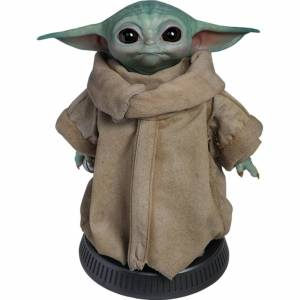 Sideshow Collectibles Figura El Niño (Baby Yoda) Star Wars The Mandalorian 1:1 - Sideshow Collectibles
