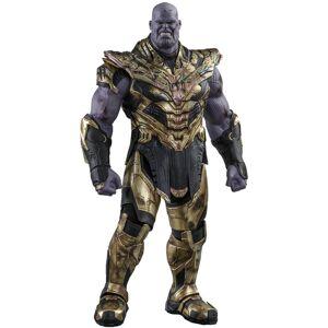 Hot Toys Figura de acción Thanos Versión Battle Damaged Vengadores Endgame (42 cm) - Hot Toys