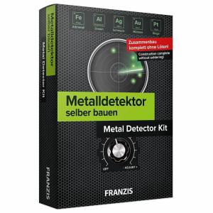 Franzis Metal Detector Kit (No soldering)