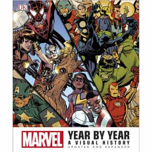 DK Publishing Marvel Year by Year: A Visual History (tapa dura)