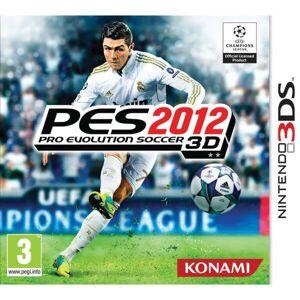 Konami PES 2012 3D: Pro Evolution Soccer