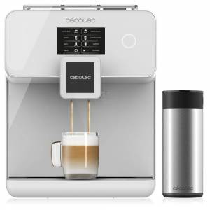 Power Matic-ccino 8000 Touch Serie Bianca