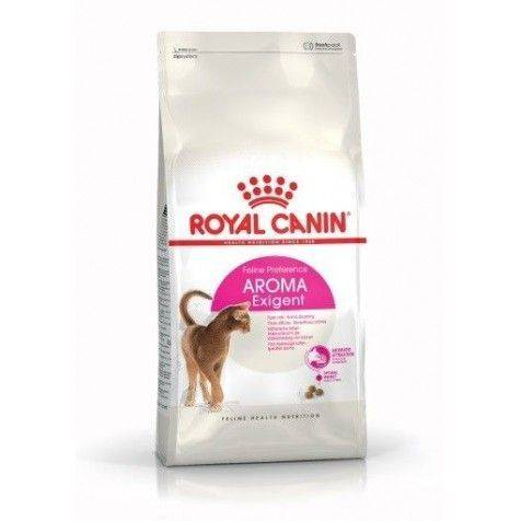 Royal Canin Gato Exigent 33 Aromatic 2 Kg
