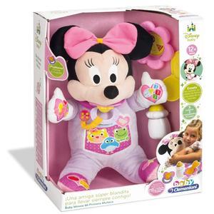 CLEMENTONI Minnie Baby - Mi Primera Muñeca Minnie