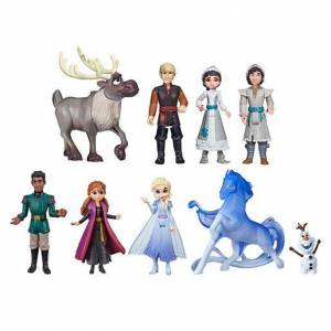 Frozen - Pack Minifiguras Frozen 2
