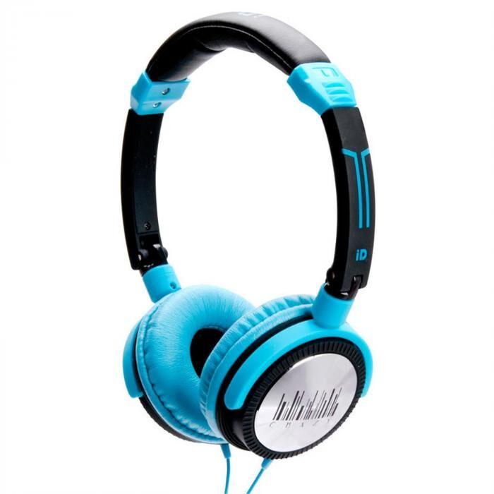 IDance Auriculares iDance Crazy 101 color azul y negro