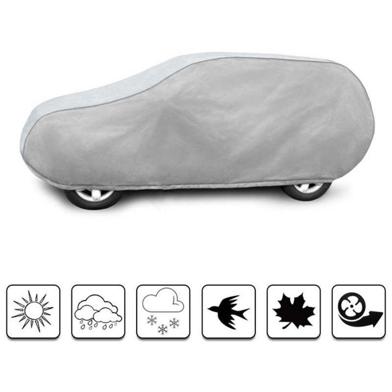 Road Club - Funda para coche para Mitsubishi Pajero Long (2006 - Hoy )